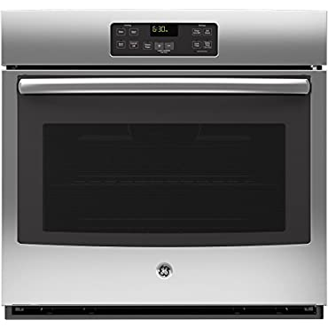 GE JT1000SFSS 30 Stainless Steel Electric Single Wall Oven