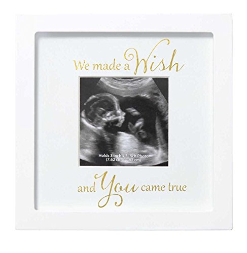 C.R. Gibson Sonogram Photo Frame, We Made A - We Read Pictures