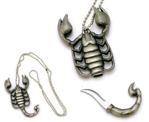 Scorpion Neck Knife