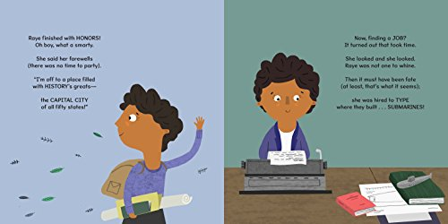 The Girl With a Mind for Math: The Story of Raye Montague (Amazing Scientists) by The Innovation Press (Image #4)