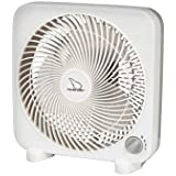 Polar-Aire S-9PB Mini Box Fan, 9