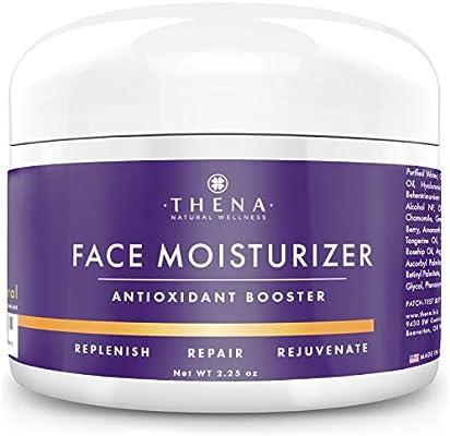 a147f764b4f0 Face Moisturizer For Dry Sensitive Combination Skin, Organic & Natural Anti  aging Face Cream Wrinkle Cream Hyaluronic Acid Serum Moisturizing Face ...