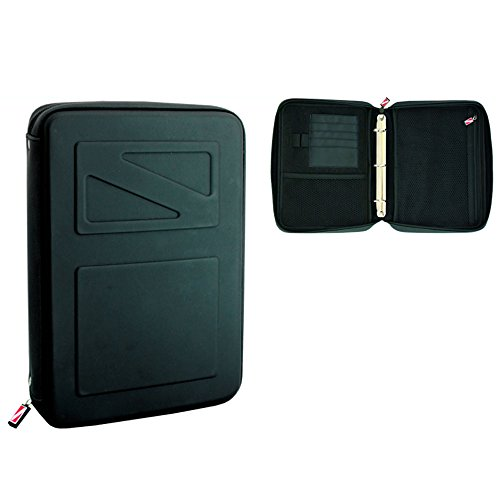 Innovative Water Resistant 3 Ring Molded Logbook Binder With Insert