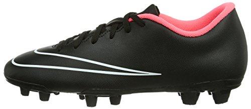 Nike hyper Herren Fg Black 651647 Black Training Fußballschuhe Schwarz Mercurial Ii Punch white Vortex rPqw6yCFr