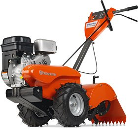Husqvarna CRT900L 960930026 17-Inch Rear Tine Tiller for Briggs and Stratton 900 Series OHV Engine