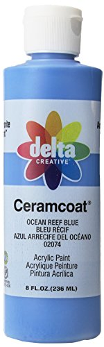 Delta Creative Ceramcoat Acrylic Paint in Assorted Colors ,