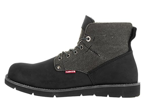 Levi S Men S Jax Hemp Black Mono Chrome Boot 10 Men Us