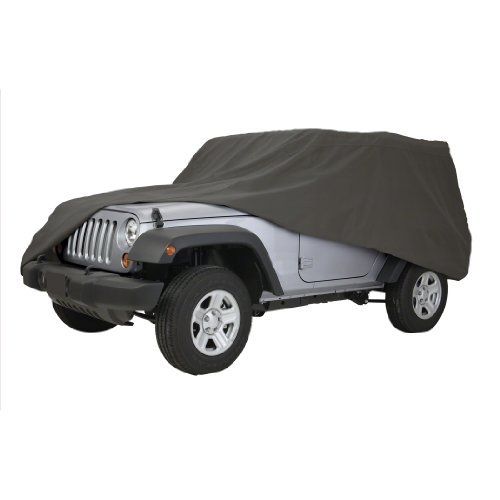(Classic Accessories OverDrive PolyPro 3 Heavy Duty Jeep Wrangler SUV/Truck Cover)