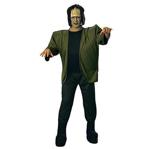 Rubie's Costume Universal Studios Monsters Frankenstein Adult Costume - Standard One-Size ()