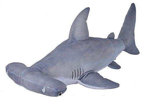 - Wild Republic Hammerhead Shark Plush, Stuffed Animal, Plush Toy, Gifts for Kids, Living Ocean 28