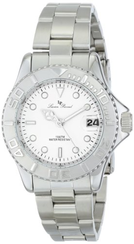 Lucien Piccard Women's LP-12652-22 Walen Analog Display Japanese Quartz Silver Watch