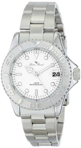 Lucien Piccard Women's LP-12652-22 Walen Analog Display Japanese Quartz Silver Watch