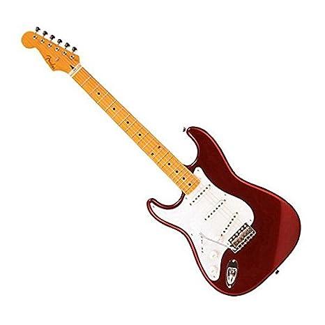 Fender Japón St57/LH OCR antiguo Candy rojo Stratocaster 57 ...
