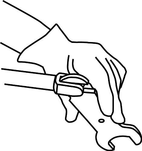 Amazon Com Lisle 43300 Pneumatic Fan Clutch Wrench Automotive