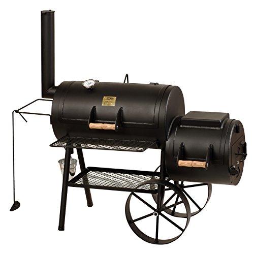 Joe's Barbeque Smoker 16″ Special Lokomotive