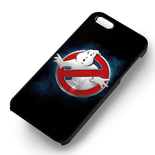 Ghostbusters Movie 3D pour Coque Iphone 6 et Coque Iphone 6s Case (Noir Boîtier en plastique dur) L2V2IS