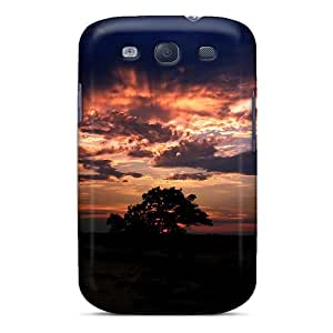 New Arrival Case Cover With KRIQtzh2144CzVoC Design For Galaxy S3- Over The Great Dune