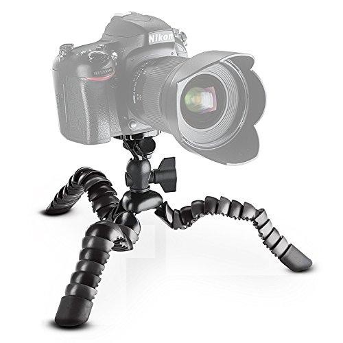 """MiKiLi 11.5"""" Inch Pipi Large Travel Tripod for DSLR Camera S"""