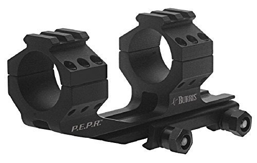 - Burris Optics 410342, 410343, 410344 P.E.P.R. Riflescope Mount, Ideal Mounting Solution, Featuring Picatinny Ring Tops