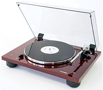 Tocadiscos THORENS TD 206, color caoba: Amazon.es: Electrónica