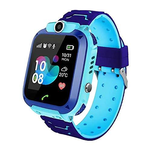 ZSTT Q12 Kids Smart Watch Phone-Ip67 Waterdichte Smartwatch 1. 44 Inch Ips Touch Met Gps Tracker Sos Dial Call Voice…