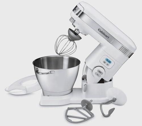 Cuisinart SM-55 5-1/2-Quart 12-Speed Stand Mixer