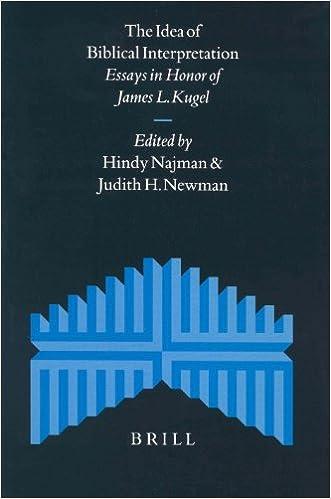 Descargar Torrent Español The Idea Of Biblical Interpretation: Essays In Honor Of James L. Kugel En PDF