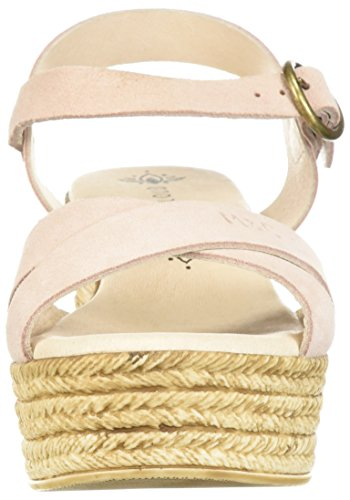 Wedge amp; Liona Pink Musse Women's Cloud Sandal ITxww8UA
