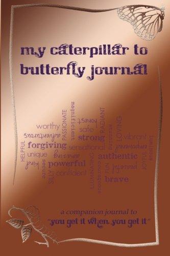 My Caterpillar to Butterfly Journal ebook