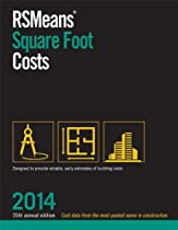 RSMeans Square Foot Costs 2014