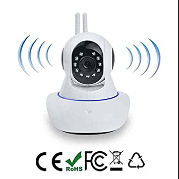 Cámaras de vigilancia,Webcams Cámara Ip de Vigilancia,Home Camera 720p: Amazon.es: Electrónica
