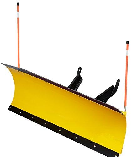 72 inch DENALI Pro UTV Snow Plow Kit in YELLOW - 13-17 Ranger XP900 & XP900 Crew -  MotoAlliance, BLPro72YE-PTUT-MA11704_900