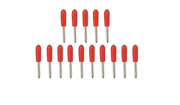 Roland GCC - Cuchillas de corte (15 unidades, 45 grados, acero de tungsteno): Amazon.es: Bricolaje y herramientas