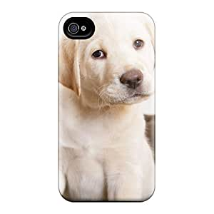 Top Quality Protection Cute Puppy Eyes Cases Covers For Iphone 5/5s