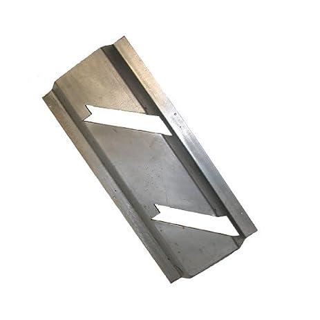 Gordon Cellar Door Galvinized Steel Stair Stringer 6 Step