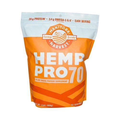 Manitoba Harvest Hemp Pro 70 - 32 oz - Manitoba Harvest