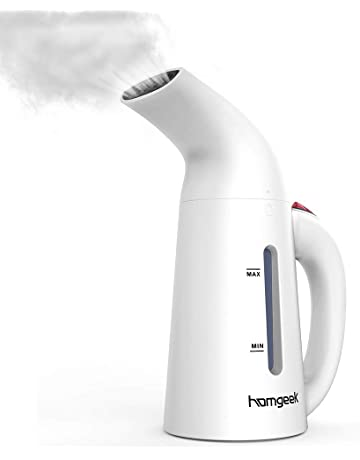 Plancha vertical de vapor, Homgeek Plancha Vapor Portatil, Plancha de Mano Eliminación Rápida de