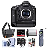 Canon EOS-1DX Mark II Digital SLR Camera With Special Promtional Bundle
