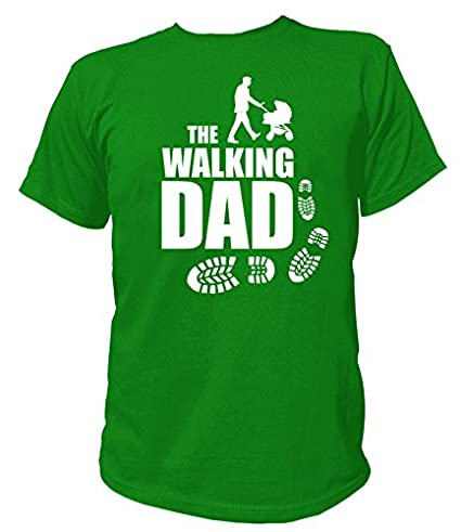 Camiseta The Walking Dad - Regalos para el día del padre