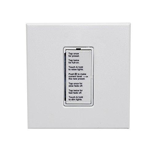 Lightolier Controls OH1500VAW Onset dimmer Designer Styled Preset Digital Dimmer