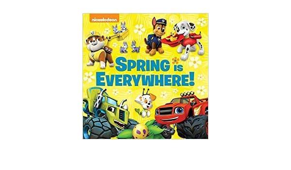 Amazon.com : [1524700673] [9781524700676] Spring is ...