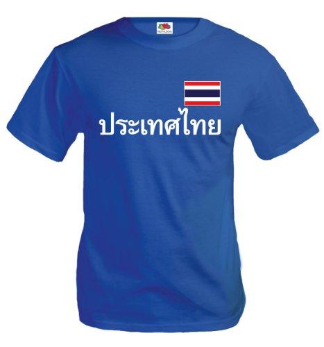 T-Shirt Thailand-S--