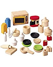 PLAN TOYS 9406 Kitchen and Tableware