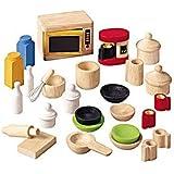 Plan Toys - PT9406 - Jeu d'imitation - Accessoires pour la Cuisine