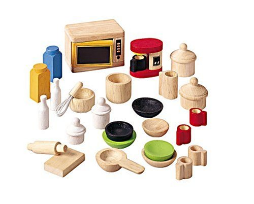 - PlanToys Acc. for Kitchen & Tableware