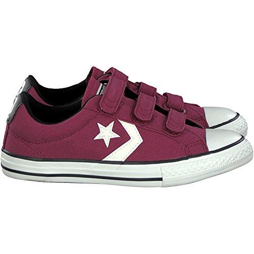 ConverseSTAR PLAYER - Sneakers basse - rhubarb/egret/black