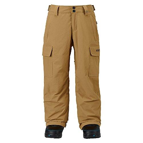 Burton Boys' Exile Cargo Snow Pant, Kelp W18, X-Large