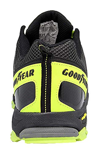 Hombre Zapatos Verde De Color Seguridad 44 Talla Goodyeargyshu1503 Eu qtdFXwWcF5