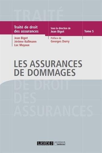 Traité de droit des assurances