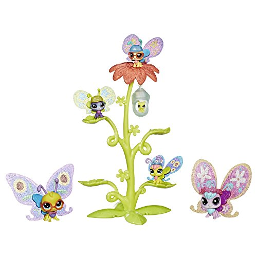 Littlest Pet Shop Fancy Flutters -